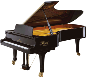 We Move Pianos…