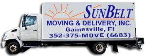 gainesville moving company